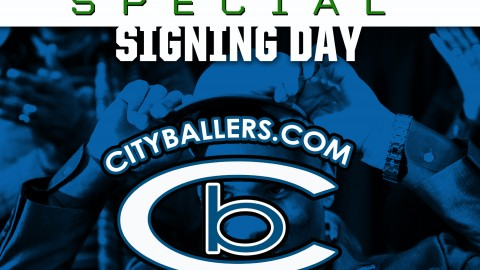 CITYBALLERS SPECIAL SIGNING DAY PODCAST SHOW