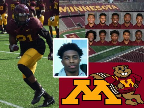 Cityballers Exclusive interview with Minnesota Golden Gopher Ray Buford Jr