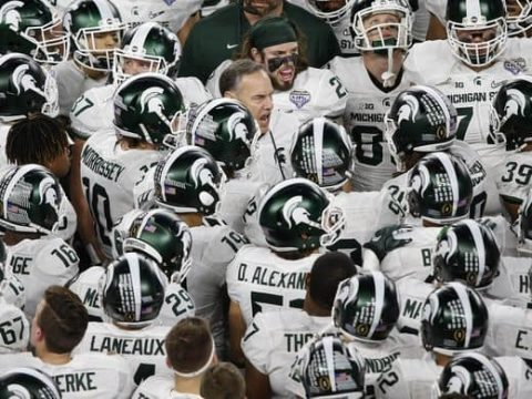 Is Michigan State's Football Program in trouble?  (Cityballers Podcast Show)